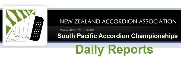 Daily Reports: 2018 South Pacific and New Zealand Championships and Festival