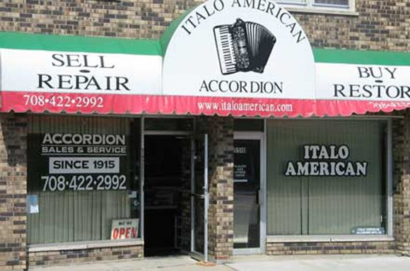 Italo-American Accordion Co.