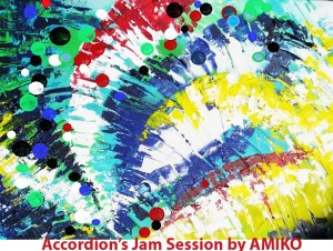 Accordion's Jam Session by Amiko