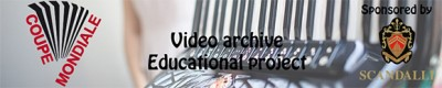 Video Archive and Education Project banner