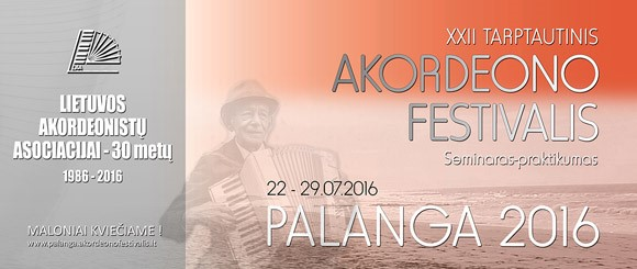 International Accordion Festival Palanga