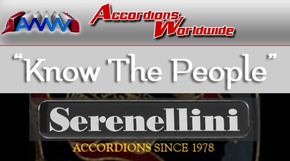 Serenellini Accordion Factory