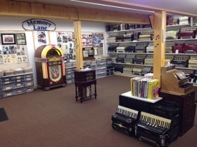 The New England Accordion Connection and Museum Co.