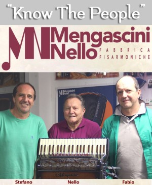 Know the People Mengascini Factory Interview