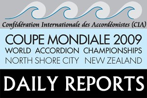 Coupe  Mondiale Daily Reports banner
