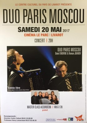 Paris-Moscow Duo