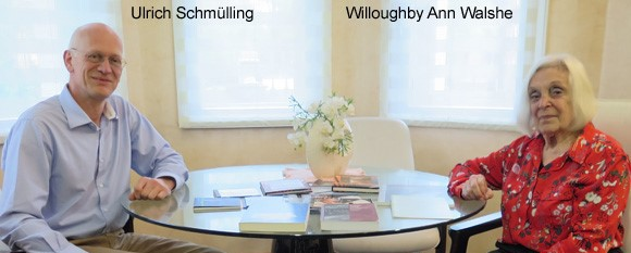 Ulrich Schmuelling, Willoughby Ann Walshe