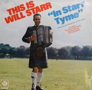 Will Starr LP cover