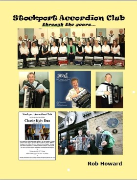 Book Cover: Stockport Accordion Club Through the Years