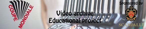 Video Archive Education Project sponsored by Scandalli