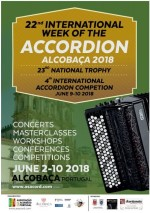 22nd International Week of the Accordion
