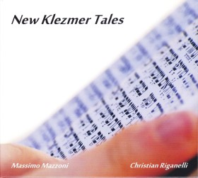 New Klezmer Tales CD cover