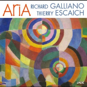 Richard Galliano and Thierry Escaich CD