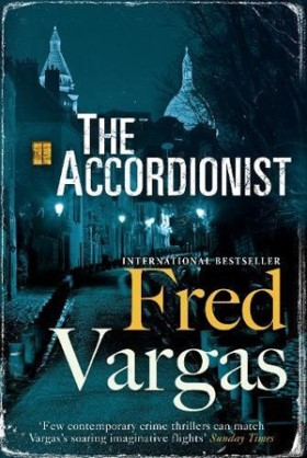 The Accordionist book cover