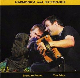 'Harmonica and Button Box' CD