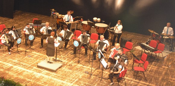 Santa Maria Accordion Band