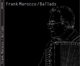 Frank Marocco Ballads CD cover