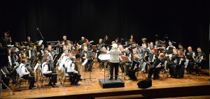 World Accordion Orchestra IX conducted by Joan Cochran Sommers.