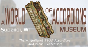 World of Accordions Museum