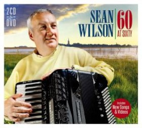 Sean Wilson CD/DVD, '60 at Sixty',
