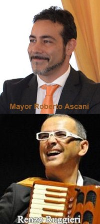 Mayor  Roberto Ascani, Renzo Ruggieri