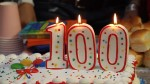 100 years candles