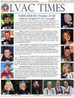 Las Vegas International newsletter