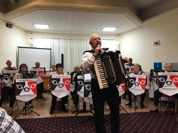 Barry Smith & the Black Country Accordion Band