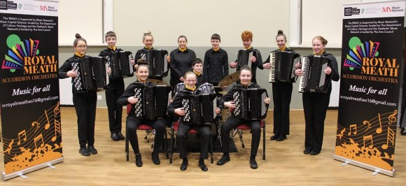 Royal Meath Accordion Orchestra