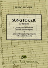 Song for S.B. cover