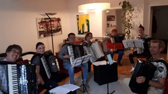 International Accordion Ensemble