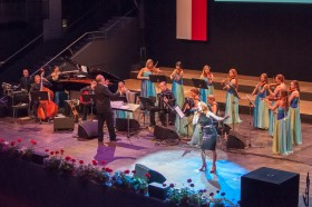 opening concert with Guardia Nueva