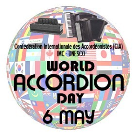 World Accordion Day logo