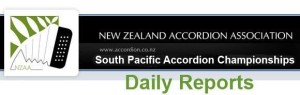 NZAA Daily Reports header