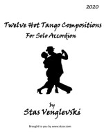 Twelve Hot Tango Compositions