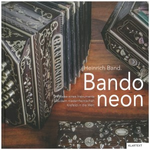 Bandoneon book cover