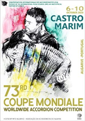 2020 Coupe Mondiale poster