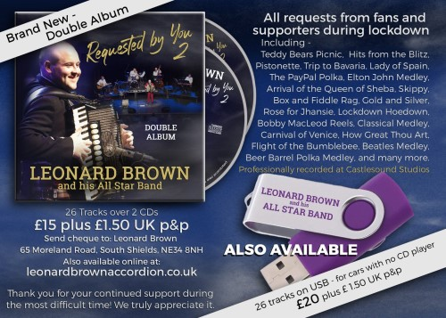 Leonard Brown CD