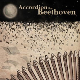 CD cover Accordion for Beethoven