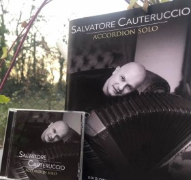 Salvatore Cauteruccio New CD