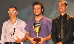 Giorgio Albanese, Winner of the Italian V-Accordion Festival/Final