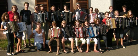 Accordion Course Group
