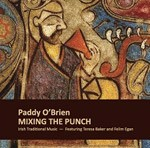 Paddy-O'Brien-Mixing-the-Punch CD Cover