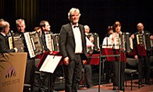 accordion orchestra with a long name from the Netherlands