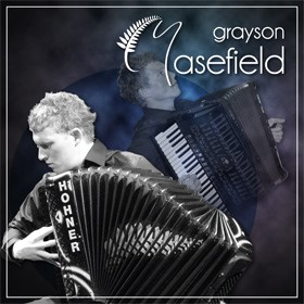 Grayson Masefield album cover