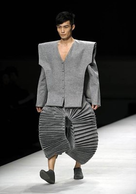 Accordion Pants