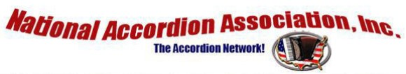 National Acccordion Association (NAA) header
