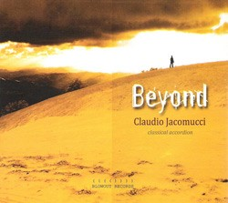 Beyond CD cover