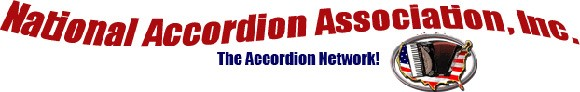 National Accordion Association (NAA)  logo