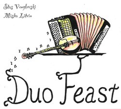 Duo Feast CD cover